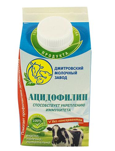 Свежий молочный продукт