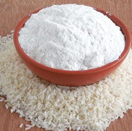 Свежа рисовая мука
