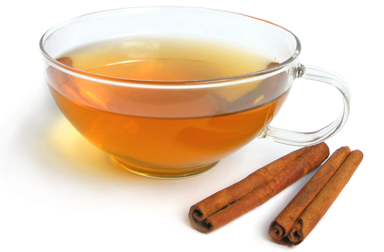 Чай и палочки