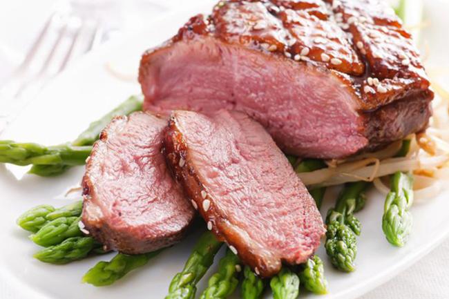 Вкусное утиное мясо
