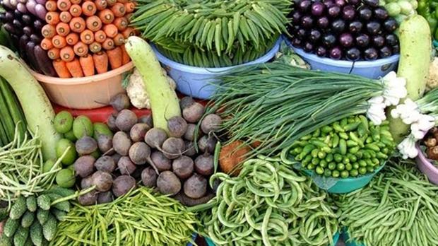 Клетчатка в фруктах и овощах
