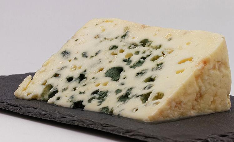Вид сыра с плесенью