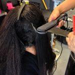 Кератиновое выпрямление волос — польза и вред процедуры