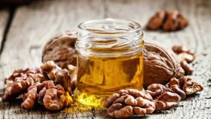 Как выглядит масло грецкого ореха