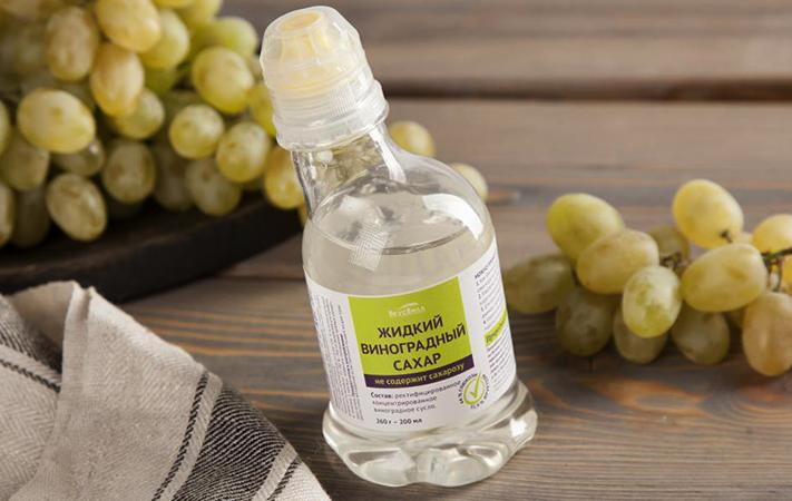 Жидкий виноградный сахар