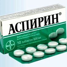 Аспирин: польза и возможный вред для организма