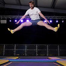 Прыжки на батуте — польза и возможный вред