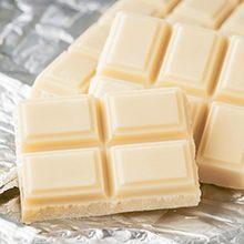 Белый шоколад — польза и вред