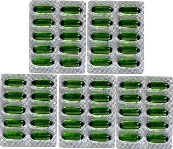 Капсулы с витамином E