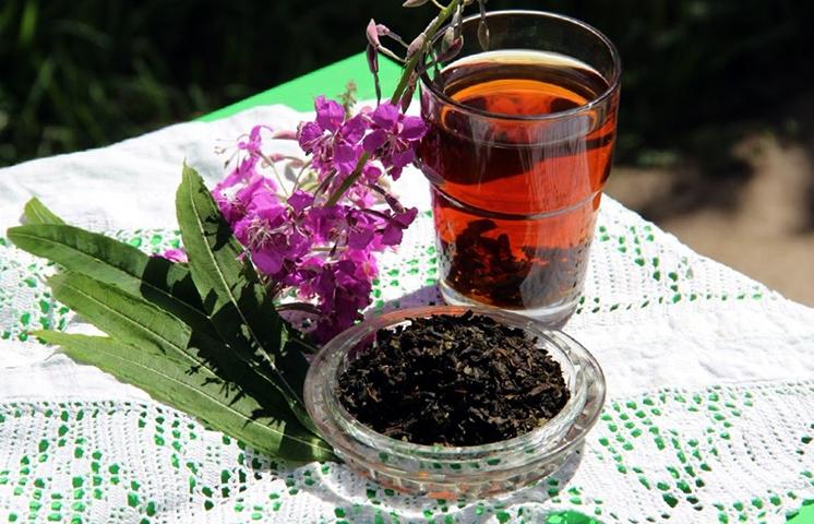 Готовый капорский чай