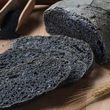 Хлеб с углем: польза и возможный вред