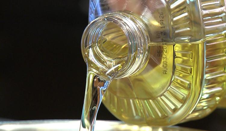 Использование масла