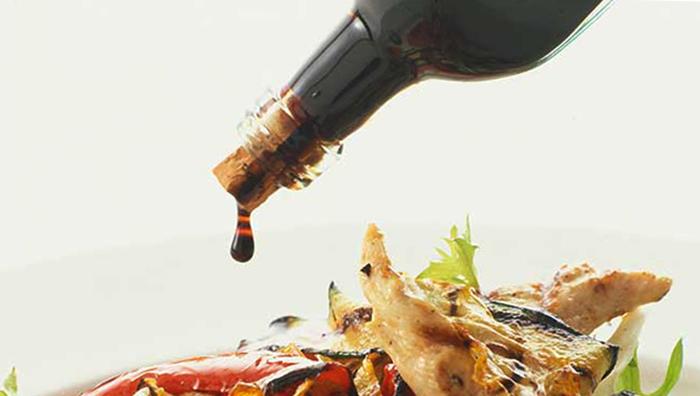 Использование виноградного уксуса