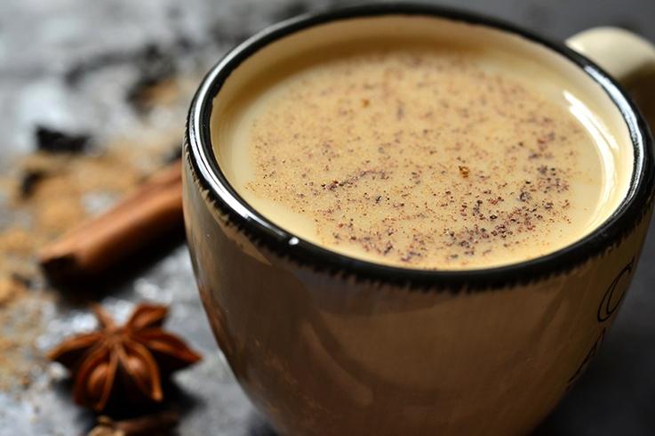 Как выглядит чай масала