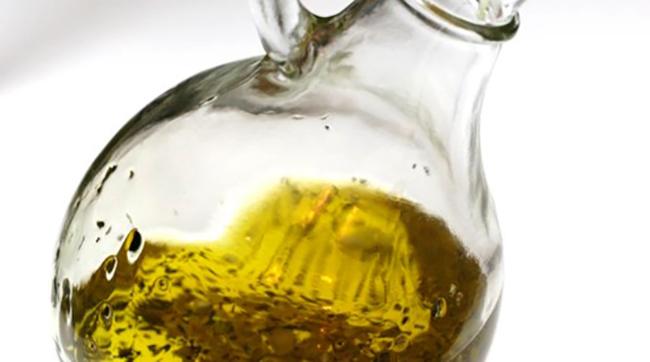 Свежее масло чеснока