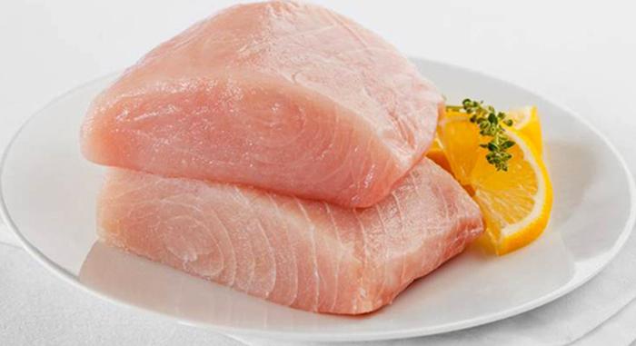 Мясо рыбы меча