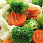 Замороженные овощи: польза и вред