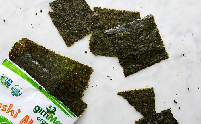 Пакет с водорослями