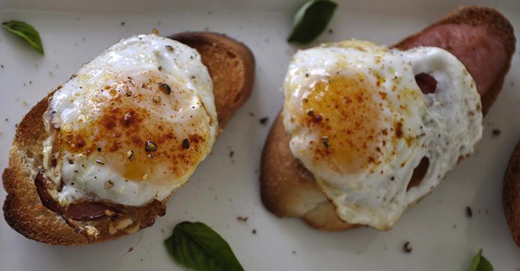 Приготовленные яйца фазана