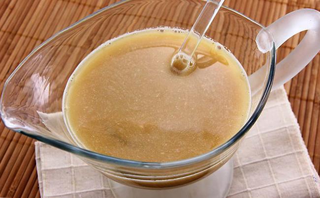 Приготовление кунжутного молока