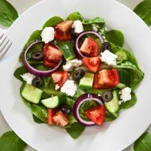 Польза и вред греческого салата
