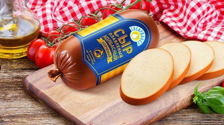 Сыр колбасный