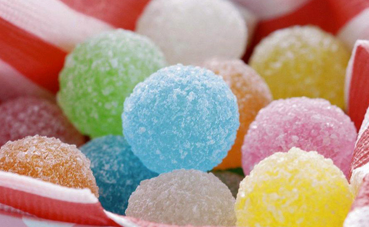 Е415 в сладостях