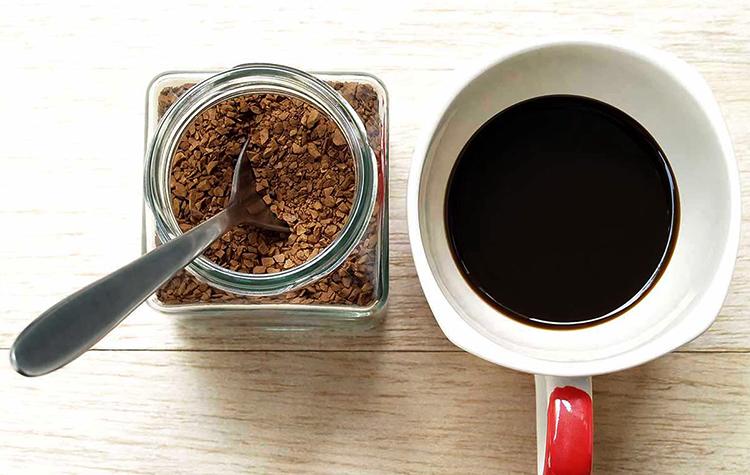 Чашка и кофе