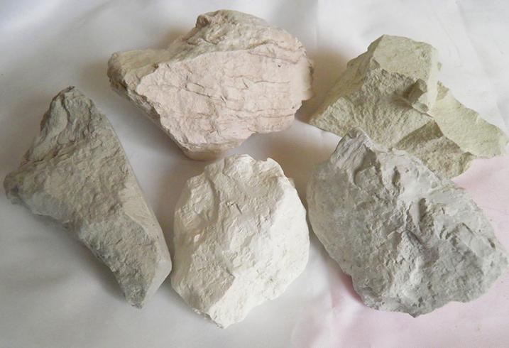 Свежая глина