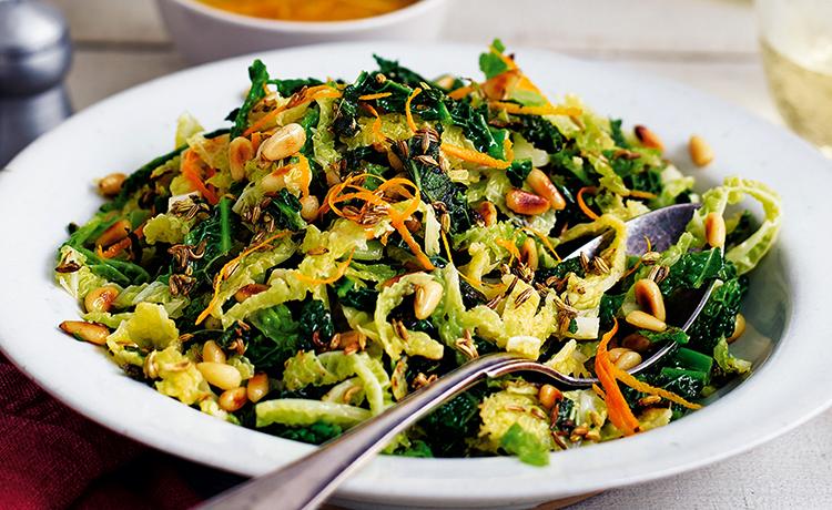 если салат из савойской капусты рецепты с фото было очень