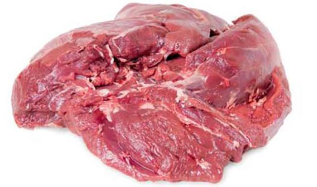 Свежее мясо косули