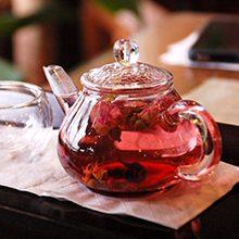Чай из лепестков розы — польза и вред