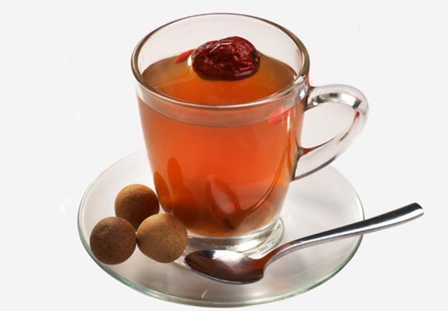 Чай с китайским фиником