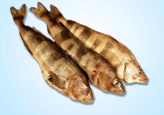 3 свежих рыбы