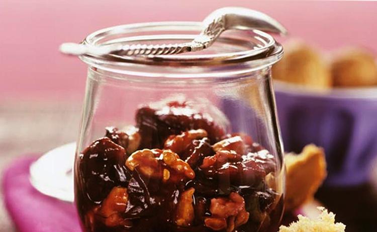 Варенье из грецкого ореха