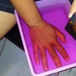 Ванна с марганцовкой: полезные свойства и возможный вред