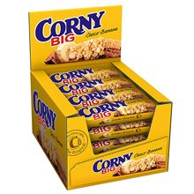 Батончики Corny Big: польза и возможный вред