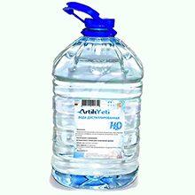 Дистиллированная вода: польза и вред