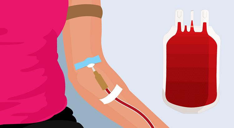 Сдачи крови