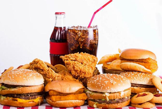 Еда с плохим холестерином