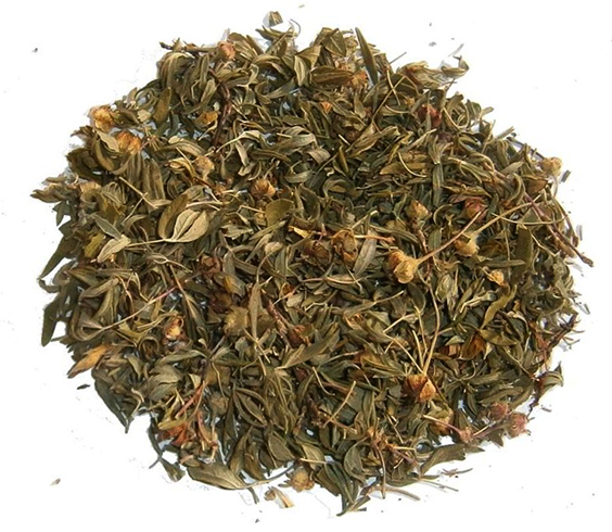 Сухой курильский чай