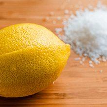 Лимон с солью: чем полезно и чем вредно