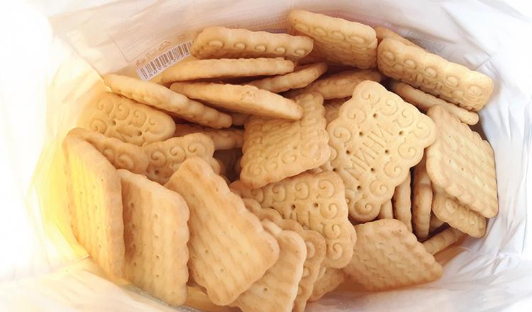 Свежее печенье