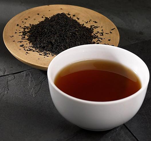 Чай с кружкой