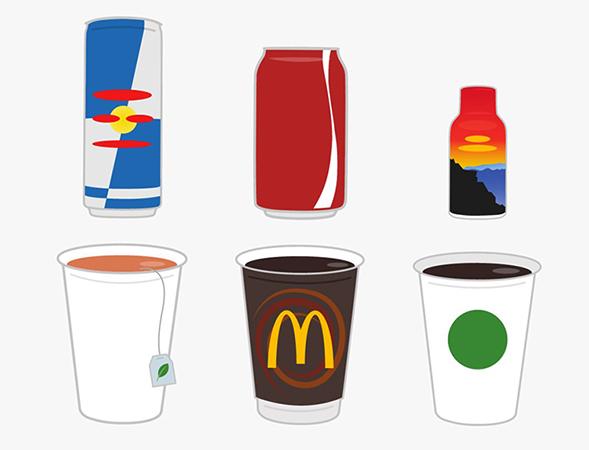 Кофеиновые продукты