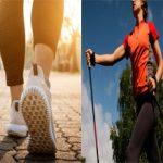 Какая ходьба полезнее обычная или скандинавская