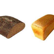 Какой хлеб полезнее черный или белый?