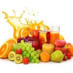 Что полезнее есть фрукты или пить соки