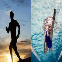 Что полезнее для здоровья бег или плавание
