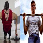 Что полезнее для здоровья отжимания или подтягивания